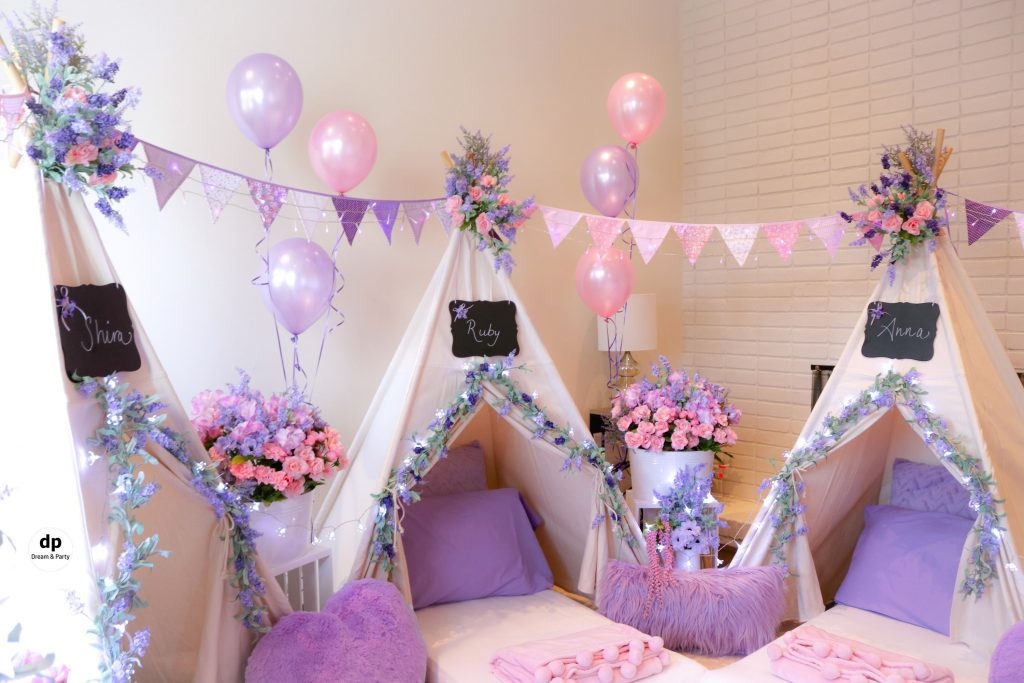 Slumber Parties Sydney Ideas