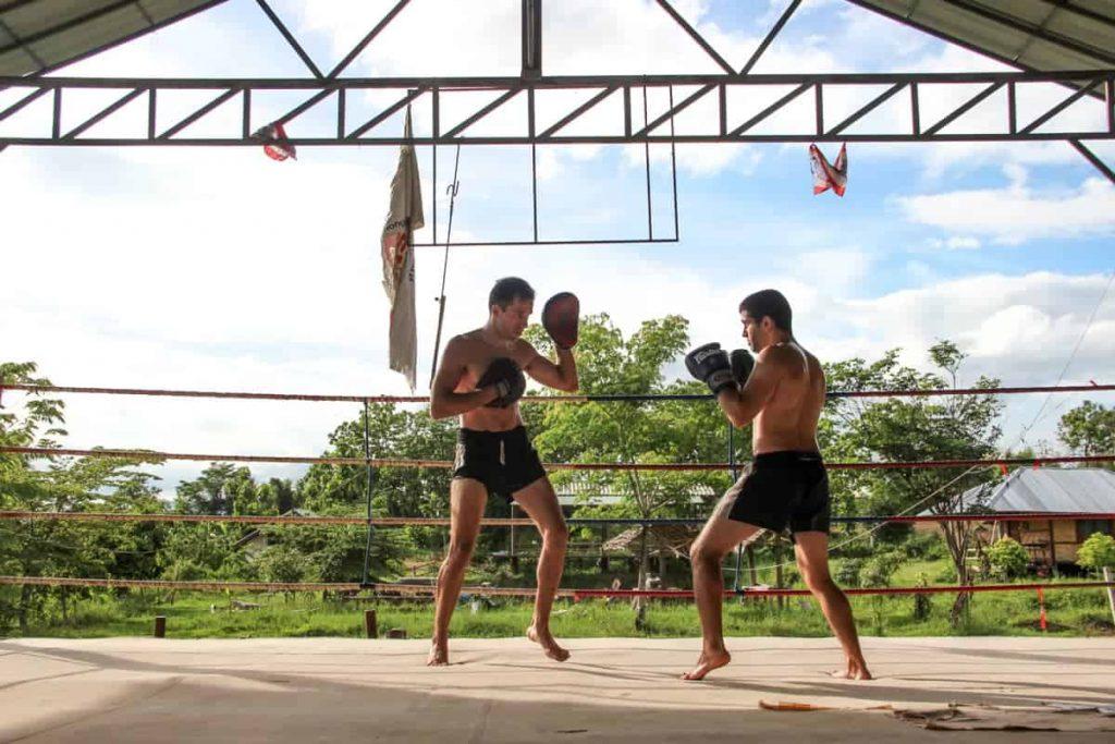 muay thai camp thailand